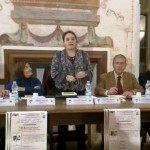 """foto 1 - Presentazione del libro """"il Sovversivo"""" - Sala degli Uccelli - Palazzo Ducale (30/11/2013)"""