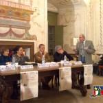 """foto 10 - Presentazione del libro """"il Sovversivo"""" - Sala degli Uccelli - Palazzo Ducale (30/11/2013)"""
