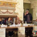 """foto 15 - Presentazione del libro """"il Sovversivo"""" - Sala degli Uccelli - Palazzo Ducale (30/11/2013)"""