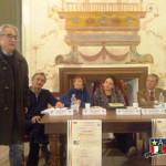 """foto 20 - Presentazione del libro """"il Sovversivo"""" - Sala degli Uccelli - Palazzo Ducale (30/11/2013)"""