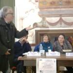 """foto 21 - Presentazione del libro """"il Sovversivo"""" - Sala degli Uccelli - Palazzo Ducale (30/11/2013)"""