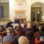 """foto 4 - Presentazione del libro """"il Sovversivo"""" - Sala degli Uccelli - Palazzo Ducale (30/11/2013)"""