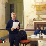 """foto 6 - Presentazione del libro """"il Sovversivo"""" - Sala degli Uccelli - Palazzo Ducale (30/11/2013)"""