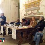 """foto 8 - Presentazione del libro """"il Sovversivo"""" - Sala degli Uccelli - Palazzo Ducale (30/11/2013)"""
